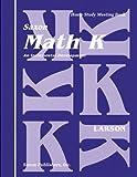 Math K: Homeschool Kit