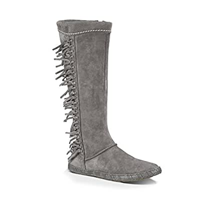 UGG Women's Mammoth Charcoal Suede Boot
