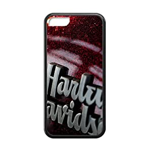 Happy Harley Davidson sign fashion cell phone case for iPhone 5C