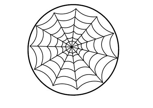 Halloween Spider Web, 7