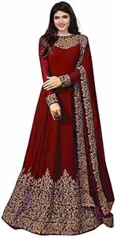 7efe064909 STELLACOUTURE Designer Indian Fashion Anarkali Salwar Kameez Party Wear LT  Nitya