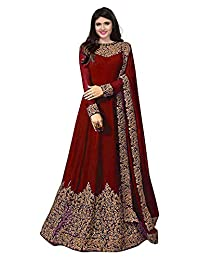 STELLACOUTURE Designer Indian Fashion Anarkali Salwar Kameez Party Wear LT Nitya