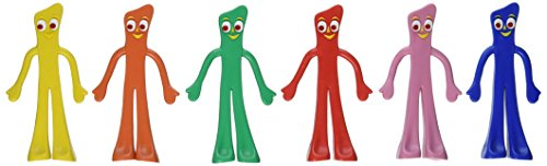 NJ Croce Many Moods of Gumby Boxed Set Toy