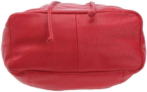 Paquetage Cabat Lacet 2 en 1 Gabriel - Bolso de hombro mujer rojo - Rouge (Flamme)