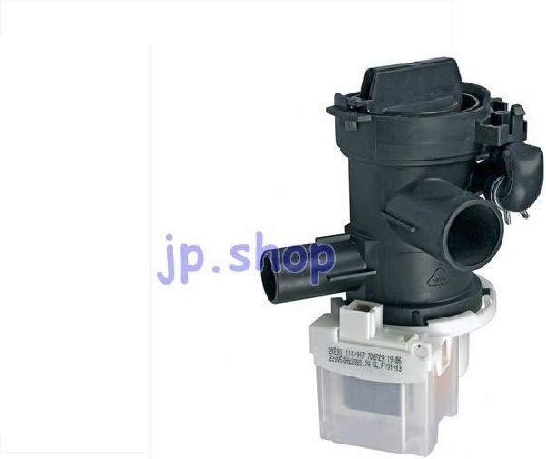 Bosch Siemens Bomba de desagüe lavadora magnética con filtro 30 W ...