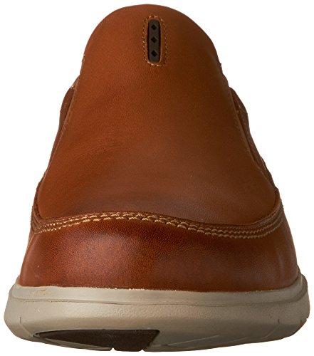 Byner Un Loafer Leather Easy Men's CLARKS D M Tan 8 wPxnBq7