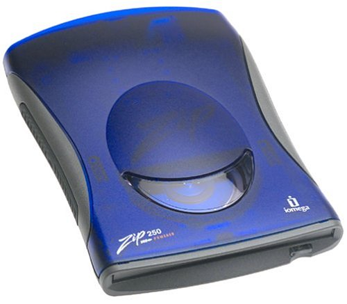 Iomega 31653 Zip 250 MB USB-Powered Starter Kit with 3 250 Disks by Iomega (Image #4)