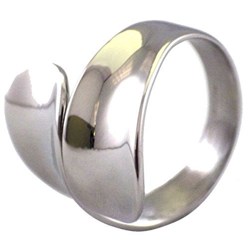 Womens Spoon Fashion Ring 316L Stainless Steel Band Size 8 316l Stainless Steel Band