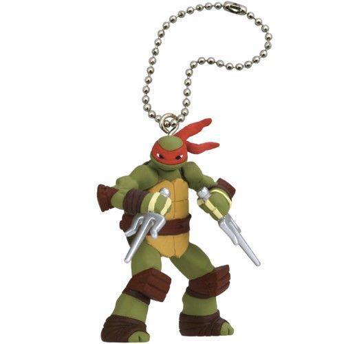 Teenage Mutant Ninja Turtles TMNT Raphael Mascot Llavero ...