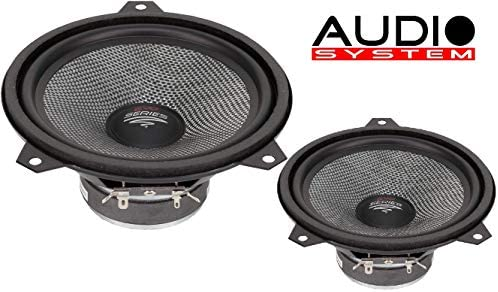 Audio System As 165 E46 Evo Low Midrange Elektronik