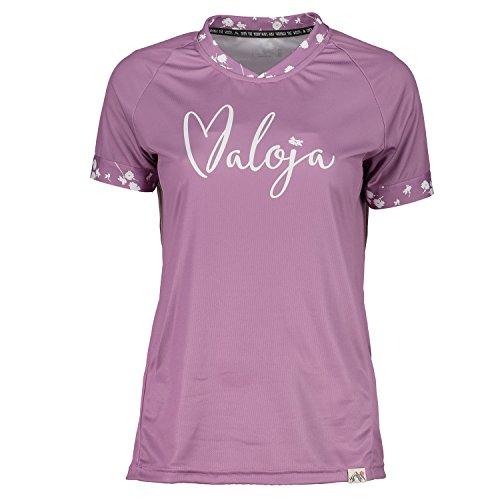 Maloja Girls Multisport-Shirt EngelsteinM. Violett WUREIVrw1g