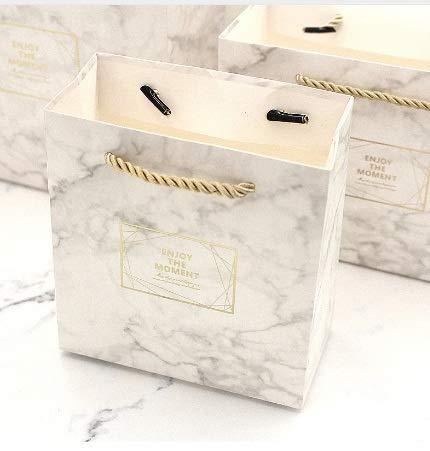 Amazon.com: Flamingo Bount Kraft bolsa de papel de regalo ...