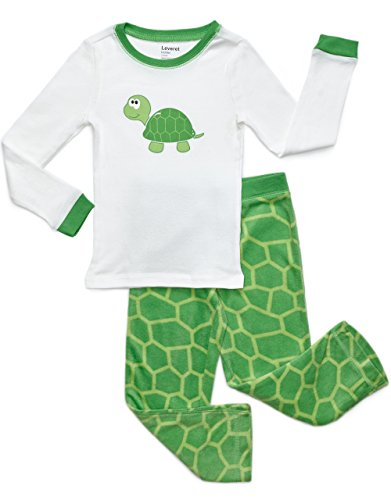 Fleece & Cotton 2 Piece Pajama Turtle 14 Years