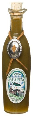 Pure Jalapeno Pepper Mash Puree