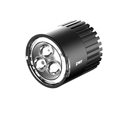 [해외] 노구(노구) PWR LIGHTHEAD 1000L 자전거 라이트 헤드 54-3556370102 (FF)