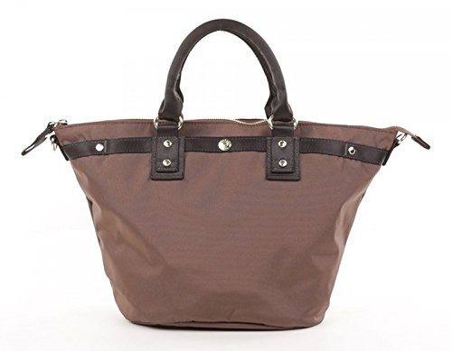 GEORGE GINA & LUCY Nylon Superfact Choc Du