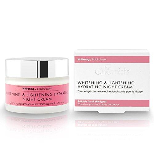 Hydrating Whitening Night Cream - skinChemists New Retail Collection Whitening and Lightening Hydrating Night Cream 50ml - 1.69oz