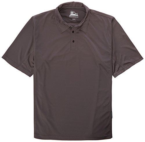 Himalaya-h802grxxxl Iconic 3X-L Polo Shirt-Grau