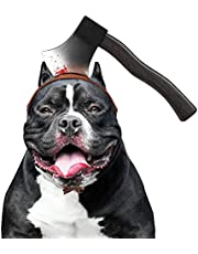 Pawaboo Dog Costume Axe Hat, Halloween Party Pet Cap Cosplay Accessories for Medium Dogs Halloween Party Favors, Funny Pet Dress Up Accessories for Halloween Party Decoration, Medium