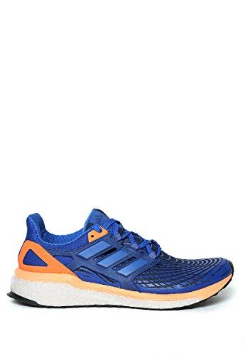 the best attitude 51f31 fb1bd Adidas Energy Boost M Tenis para Hombre Azul Talla 27