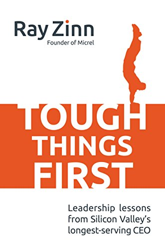 Download Pdf Tough Things First Leadership Lessons From Silicon