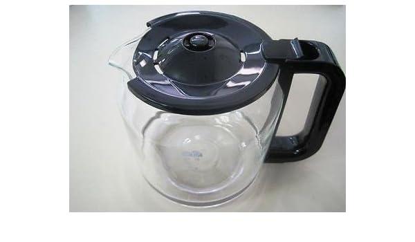DeLonghi Jarra cuenco Cristal con Tapa Cafetera ICM icm15 icm15210 ...