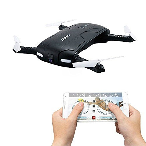 TOYEN GordVE GV002 Foldable RC Drone FPV Wifi RC Quadcopter Altitude Hold Remote Control Drone with 0.3MP HD 720P Camera RC Helicopter