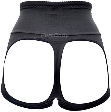 PureBody Butt Lifter - Women's Shapewear Panties - Instantly Gives You a Bigger Butt and Slimmer Waist