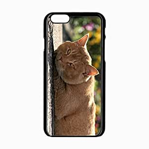 iPhone 6 Black Hardshell Case 4.7inch brooding thick Desin Images Protector Back Cover by mcsharks