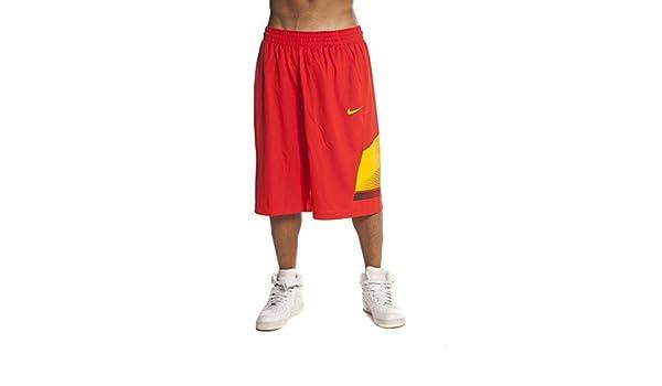 Nike - Bermuda selección española de Baloncesto 2014: Amazon.es ...