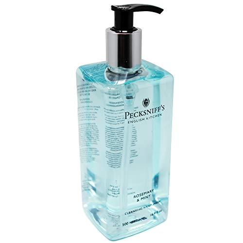 (Pecksniff's Rosemary & Mint Cleansing Hand Wash 16.9 Fl Oz )