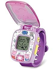 VTech 80-526004 Peppas leerhorloge roze leerhorloge