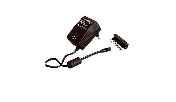 ElectroDH 50055 DH Adapt.AC//DC Universal c/¤mara digi.2500mA