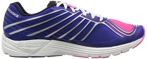 Brooks Asteria, Chaussures de Course Femme Rose (Knockoutpink/Clematis/Black)