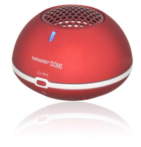 Tweakers SPKRM4BTRD High Quality Clear Bluetooth Microphone Speaker Each