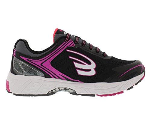 Aquarius White Running Spira Womens Spira Aquarius Running Size Shoes Black Coral Womens qHwSOU