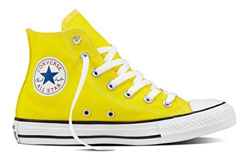 Converse Herren CTAS Hi Sneakers Gelb (Fresh Yellow)