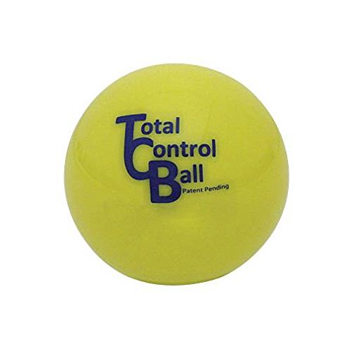 Weighted Training Baseball in Yellow - Set of 12 by Athletic Connection