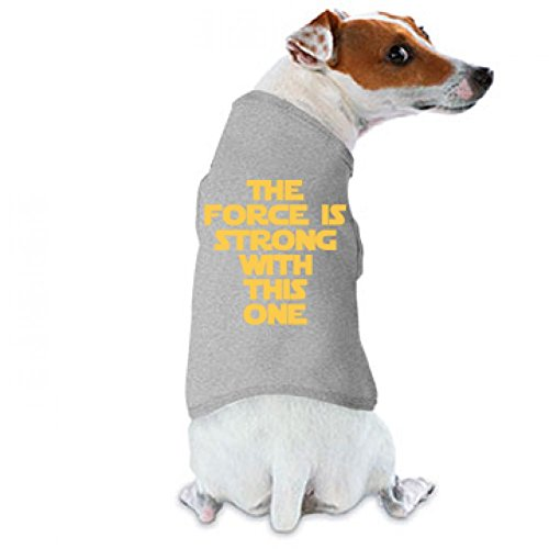 May The Force Jedi Rebel Dog: Doggie Skins Dog Tank Top