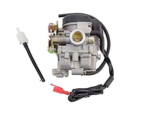 Amazon com: HIFROM New Carburetor PD18J for 4 Stroke GY6