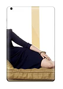 Premium Durable Bride Wars Actress Anne Hathaway Fashion Tpu Ipad Mini 2 Protective Case Cover 7622725J44414426