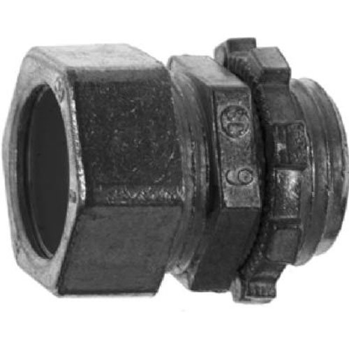 Halex 02110 1-Inch EMT Compression Connector