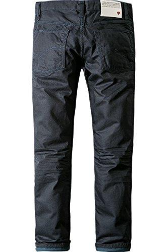 Strellson Sportswear Herren Jeans Robin Baumwolle Modisch Unifarben, Größe: 38/32, Farbe: Blau