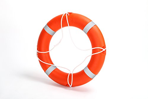 Runshine Professional Adult Swim Foam Ring Buoy Swimming Pool Safety Life Preserver
