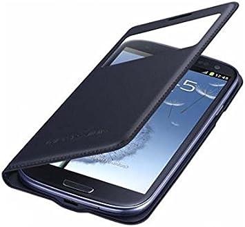 Samsung S View - Funda flip para Samsung Galaxy S3 Neo, indigo azul: Amazon.es: Electrónica