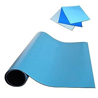 Amazon.com: statictek mt2500 tapete ESD conductiva, 2 capas ...