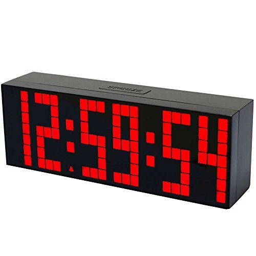 digital alarm clock display board - 6