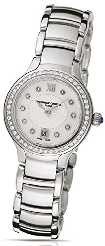 Frederique Constant FC-220WHD2ERD6B Delight Ladies Watch - Mother Of Pearl Dial