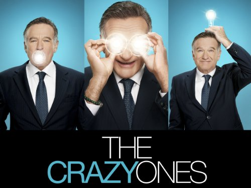 The Crazy Ones: The Monster / Season: 1 / Episode: 21 (2014) (Television Episode)