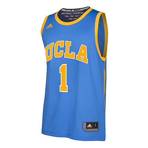 (NCAA Ucla Bruins Replica Jersey, Large, Blue)